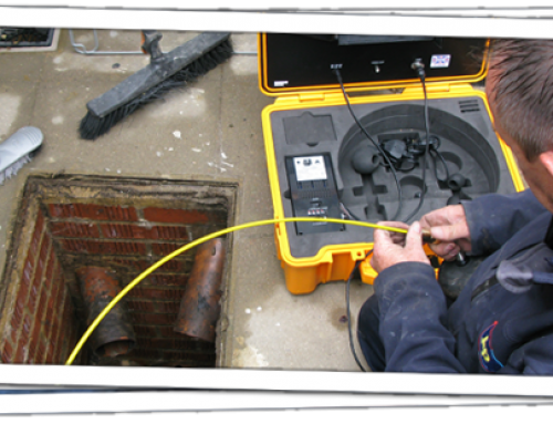 What can caused blocked drains