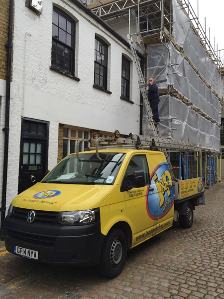 Roofing Contractor London