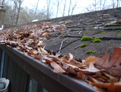 Why should I clean my gutter?
