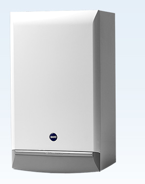 Photo of a Baxi boiler