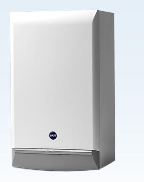 Photo of a Baxi boiler