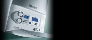 An image of a Vaillant boiler