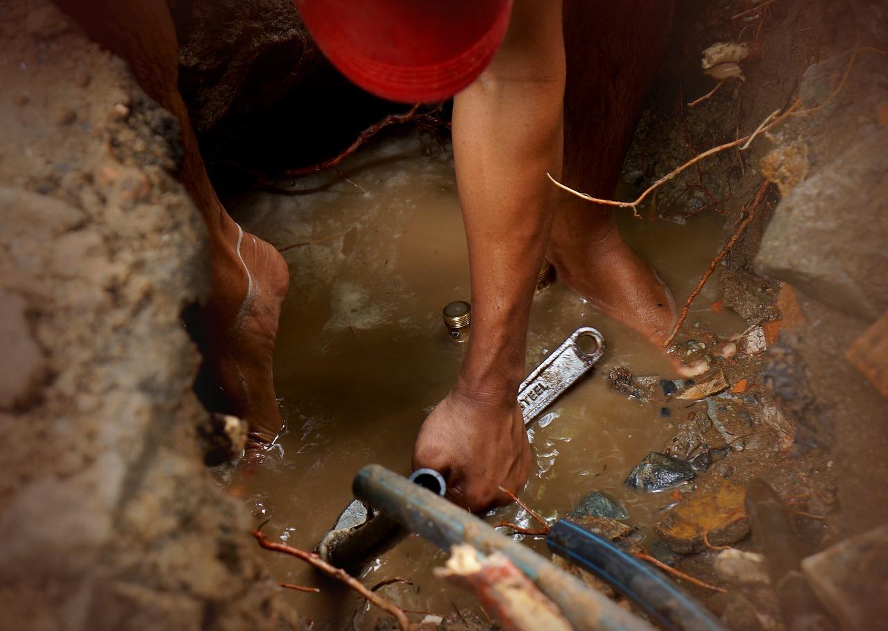 drainage blockages